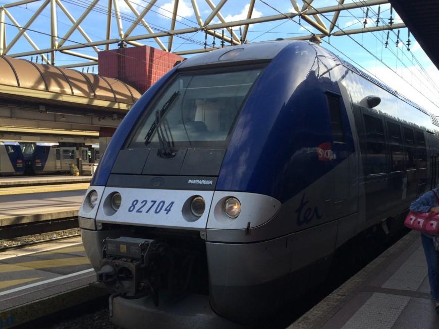 Le trafic des TER perturbé entre Lyon et Saint-Etienne