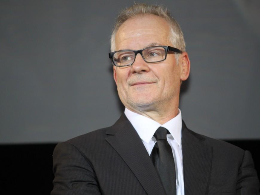 """Cannes plus grand festival de cinéma du monde ? """"Plus que jamais"""" selon Thierry Frémaux"""