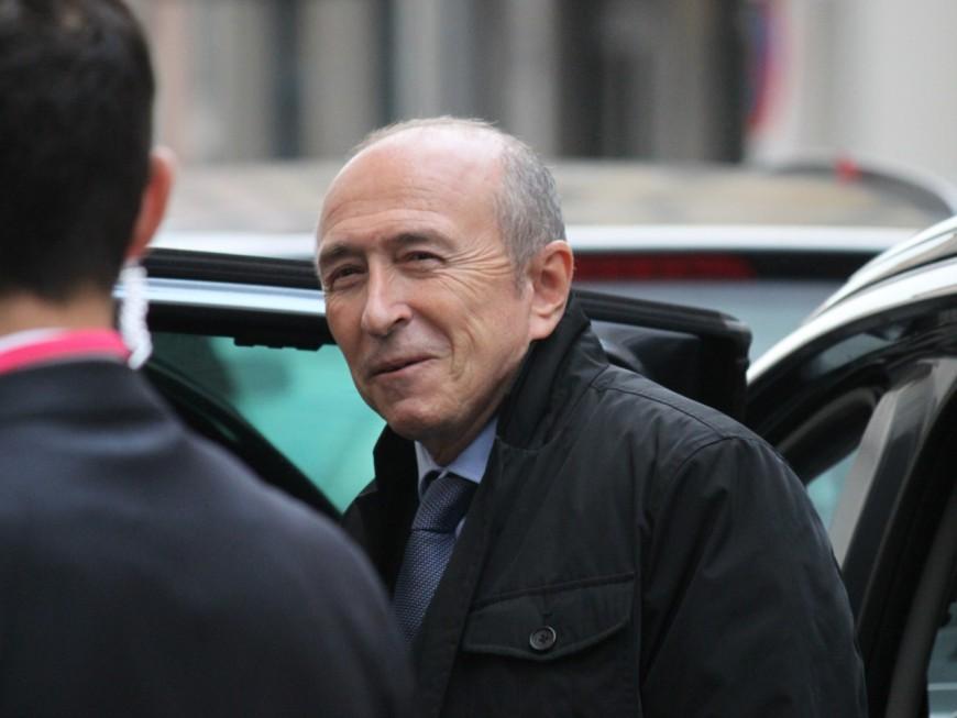 Gérard Collomb en déplacement au Japon pour faire la promotion de Lyon