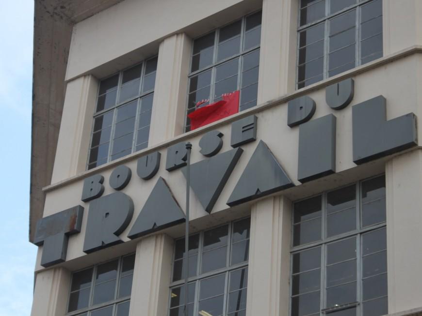 Lyon : la Bourse du Travail fermée pour raisons de sécurité