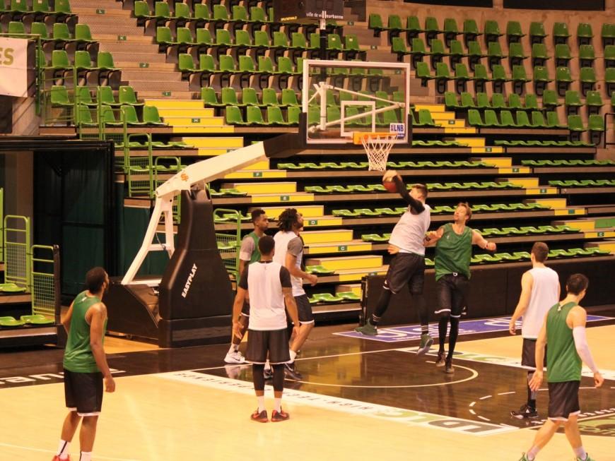 FIBA CUP : face à Mons-Hainaut, l'ASVEL veut confirmer ses ambitions européennes