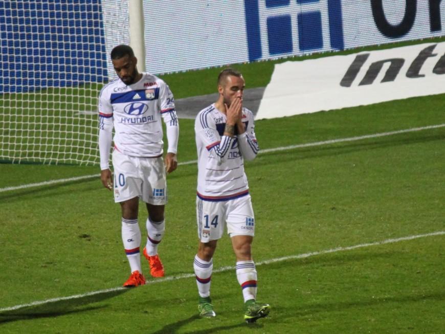 Coupe de France : l'OL devra affronter le PSG !
