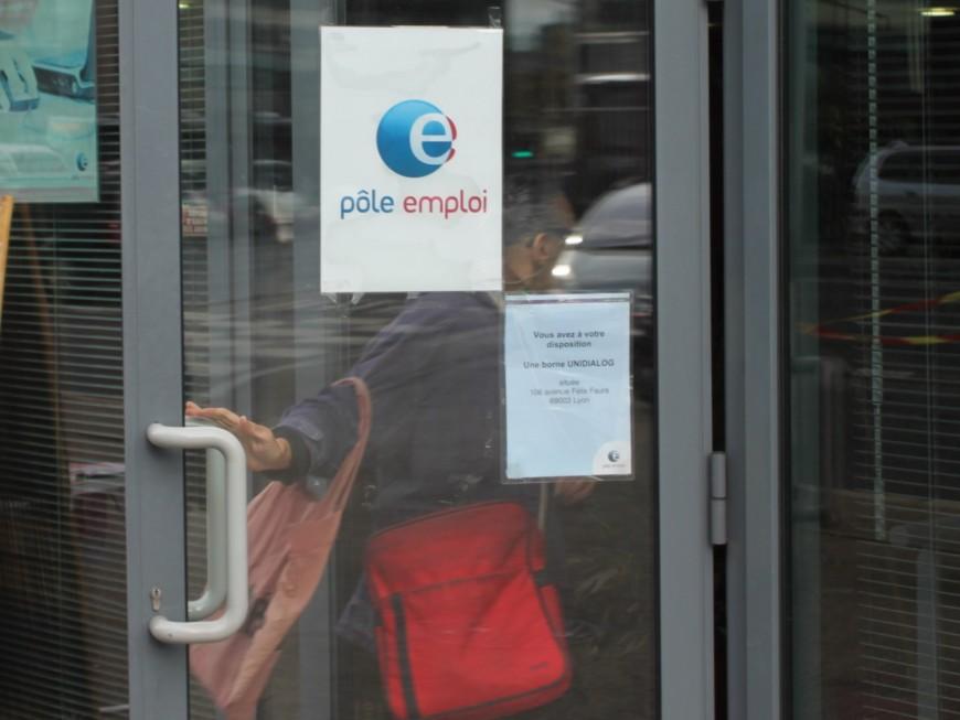 Le chômage continue de baisser dans le Rhône et à Lyon en 2017
