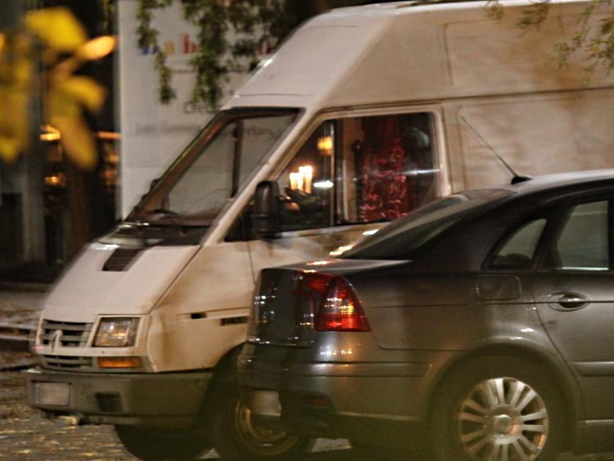 Lyon 7e : deux Nigérians arrêtés pour avoir loué des camions à des prostituées