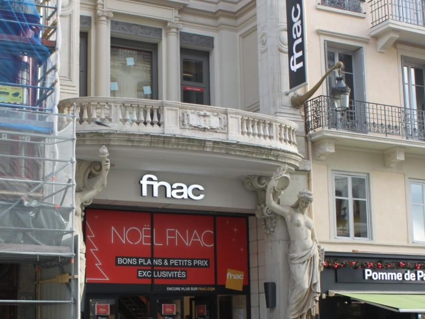 Un nouveau magasin Fnac dans l'aéroport de Lyon Saint-Exupéry