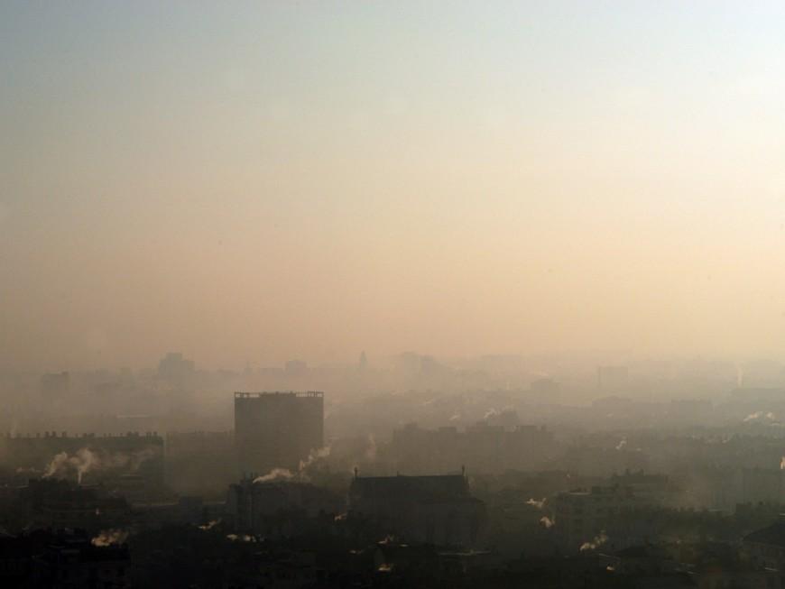 Lyon: nouvel épisode de pollution, les vitesse réduites dans l'agglo!