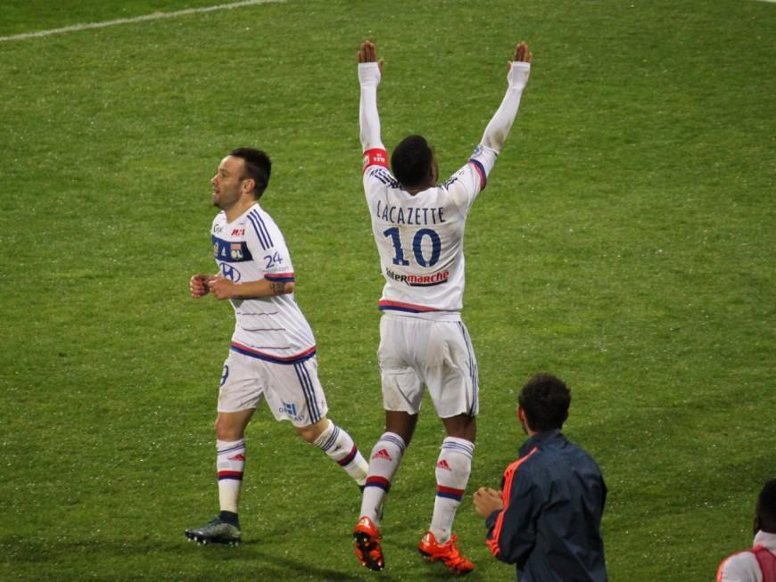 OL-OM : il n'y a eu qu'un seul Olympique (3-1) - VIDEO