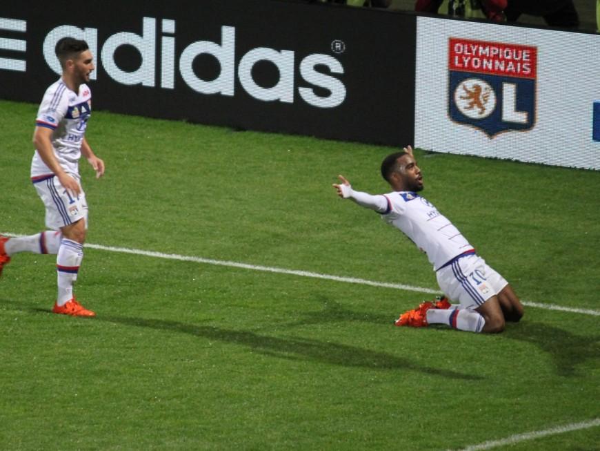 L'OL jouera la Ligue des Champions après avoir humilié Monaco (6-1) - VIDEO
