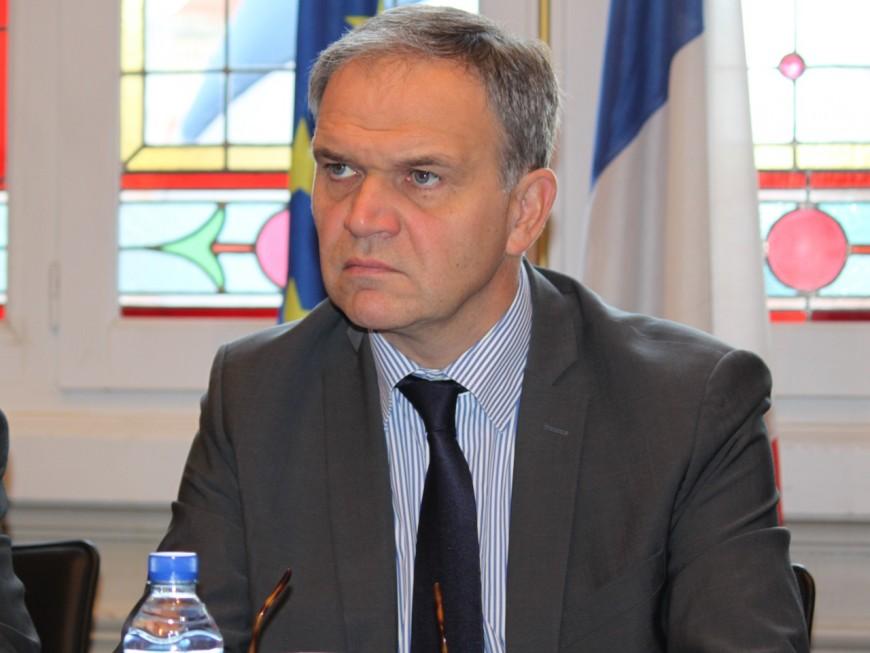 François-Noël Buffet réclame un péage urbain à Lyon