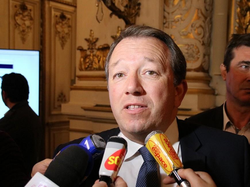"""Pour Christophe Boudot, Laurent Wauquiez en est """"réduit à faire le trottoir électoral"""""""