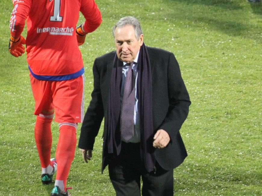 Gérard Houllier manager général de l'OL d'ici une dizaine de jours ?