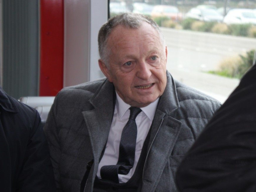"""OL : pour Jean-Michel Aulas, """"il faudra être champion d'Europe"""""""