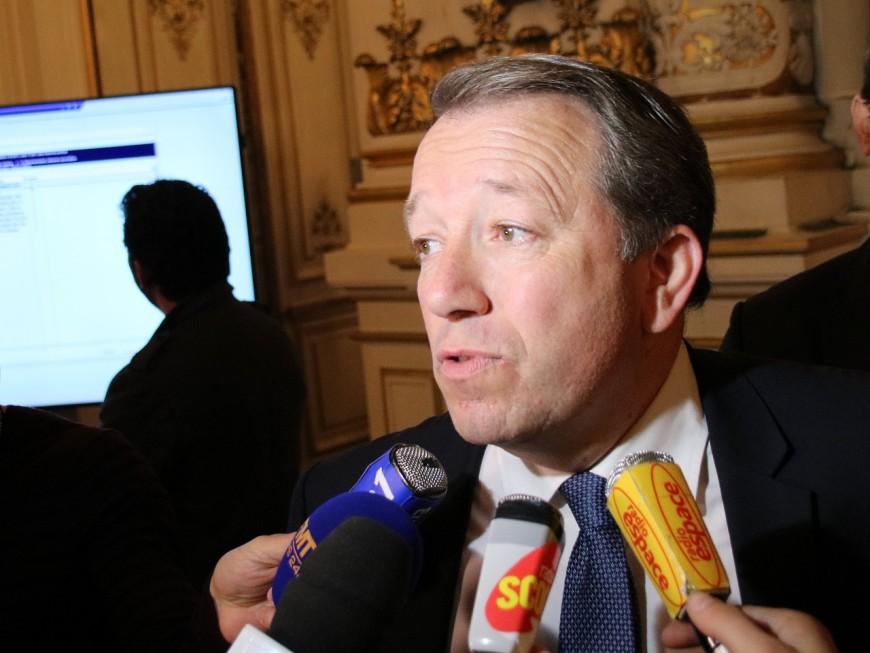 Région : Boudot, élu président du groupe FN, scrutera les 100 premiers jours de Wauquiez