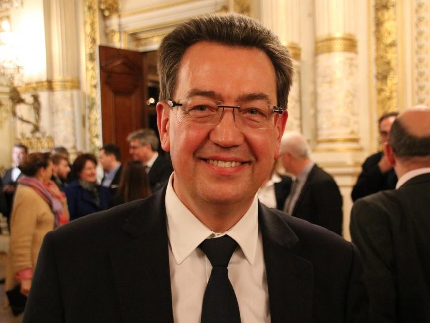 Philippe Cochet, (futur) président incontesté des Républicains du Rhône