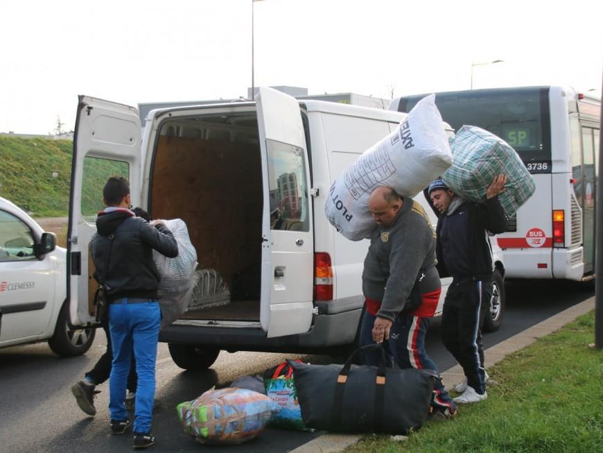 Insertion : les premières familles Roms sont arrivées à Saint-Priest