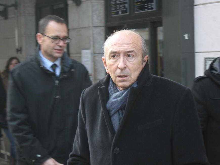 Gérard Collomb a passé le Nouvel An à l'hôpital suite à une embolie pulmonaire