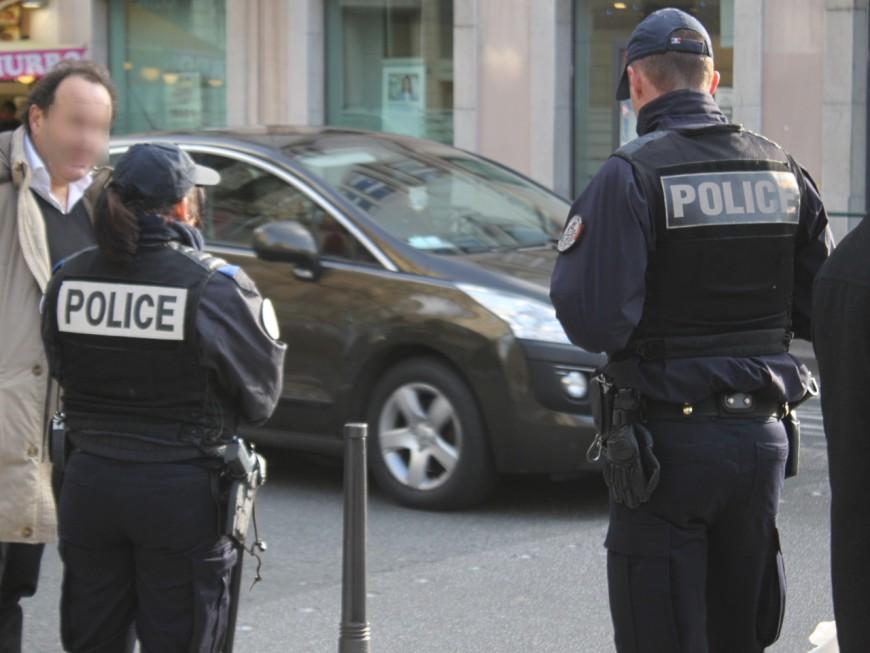 Lyon : un couple de SDF se dispute et blesse un homme