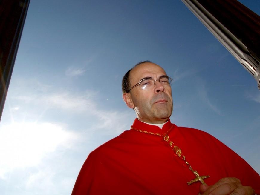 Le cardinal Philippe Barbarin est votre Lyonnais de l'année 2015 !