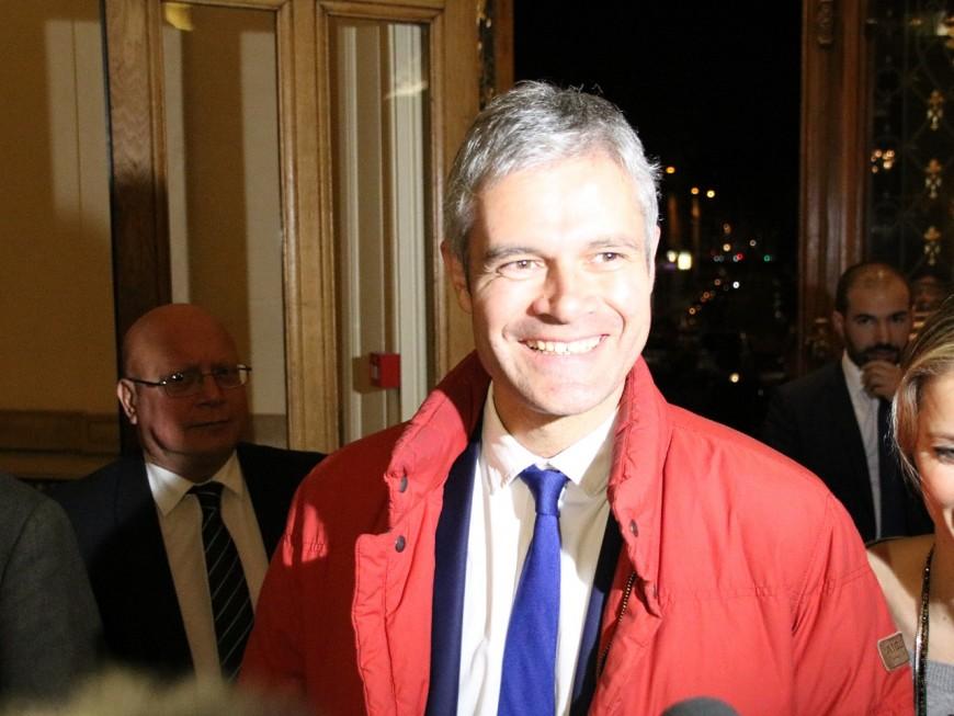 Nouveau président d'Auvergne-Rhône-Alpes, Laurent Wauquiez devient le n°2 des Républicains