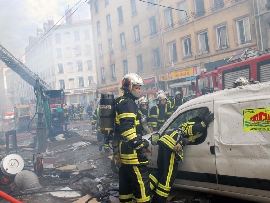 Explosion du cours Lafayette : hommage rendu au pompier décédé