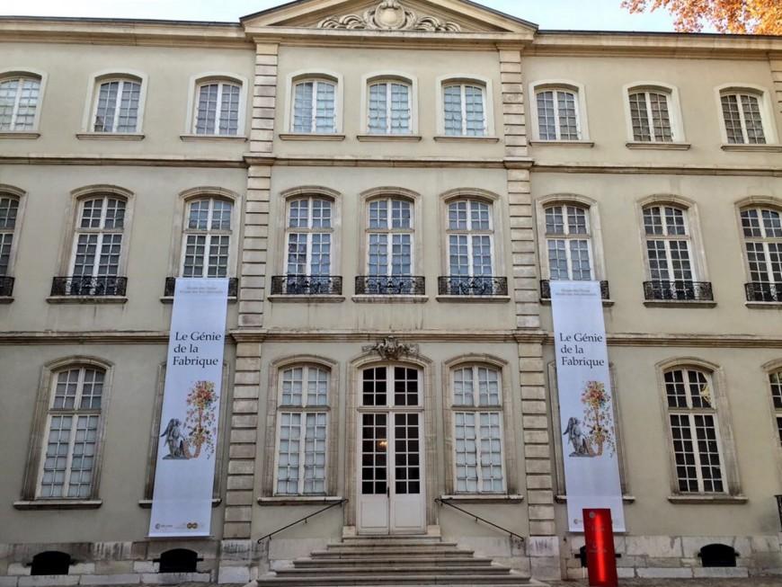 Lyon : la CCI accorde un sursis au musée des Tissus