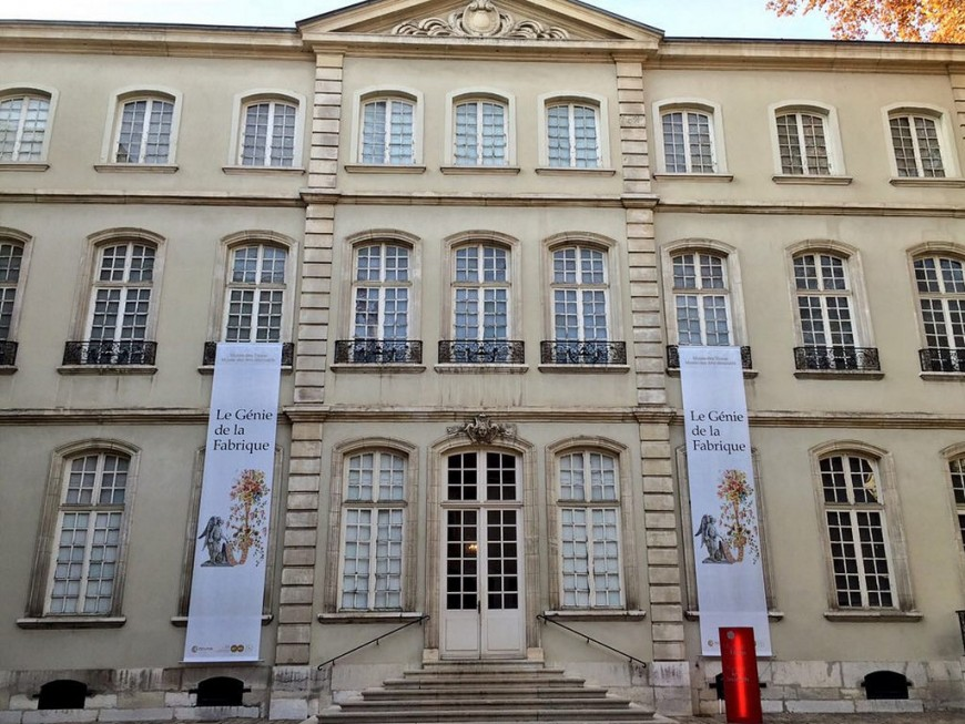 """Musée des tissus de Lyon : """"Nous n'avons plus les moyens de le financer"""""""