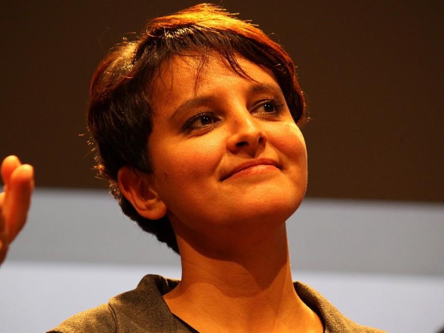 Lyon : Najat Vallaud-Belkacem en visite au Salon de l'Etudiant ce vendredi