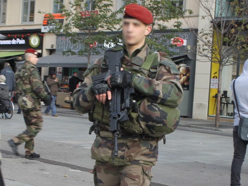 Sécurité renforcée et périmètre interdit aux voitures pour le 8-Décembre à Lyon