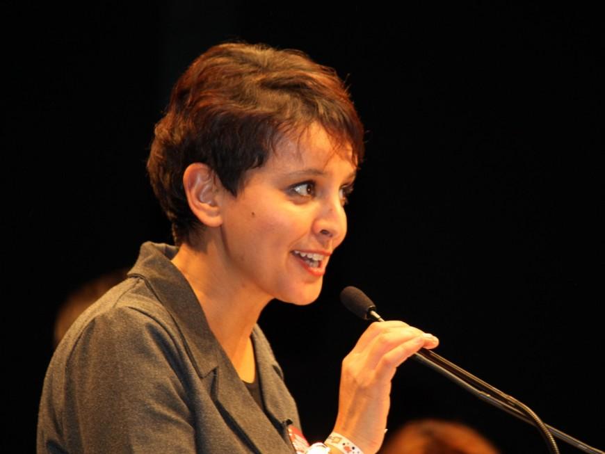 Najat Vallaud-Belkacem viserait la tête du Parti socialiste