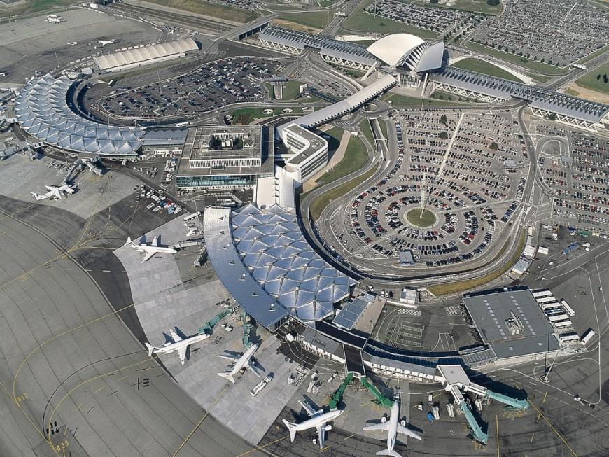 Le trafic en hausse à l'aéroport Lyon-Saint Exupéry en ce début d'année