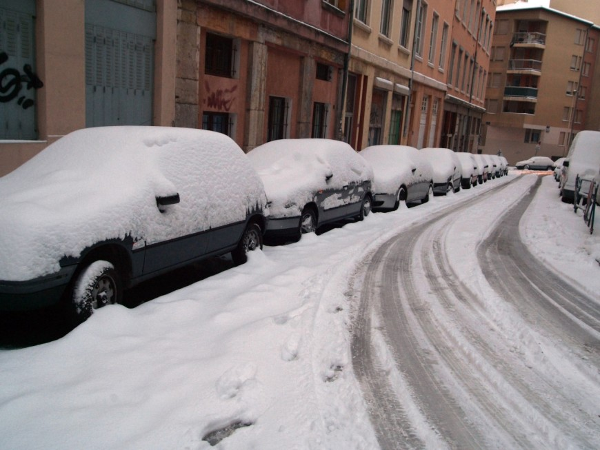 """Pour le FN du Rhône, la Métropole de Lyon a """"découvert la neige pour la première fois"""""""