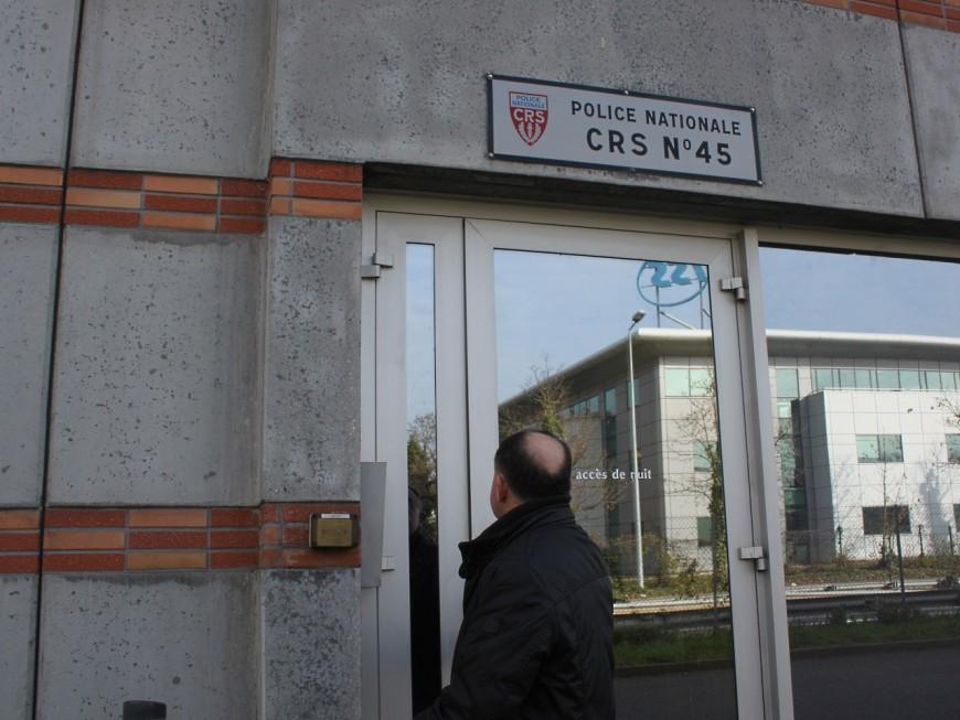 Rhône : les futurs policiers mangent froid dans des locaux inadaptés
