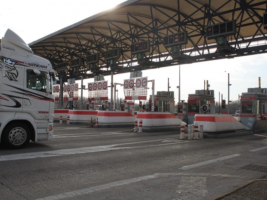 Lyon : le périph nord complètement fermé dès lundi et pour 6 semaines