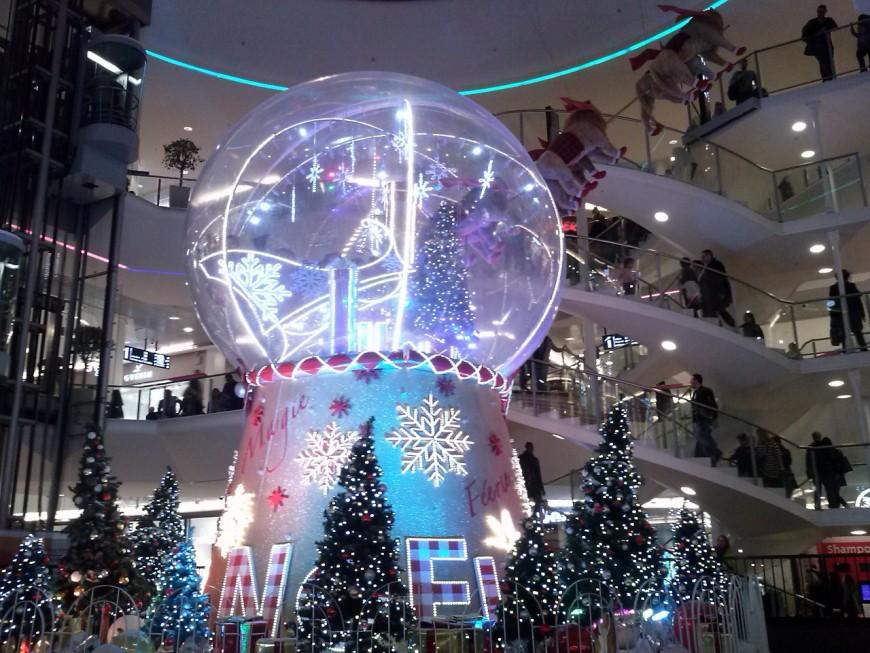Les salariés de la Part-Dieu appelés à manifester la veille de Noël