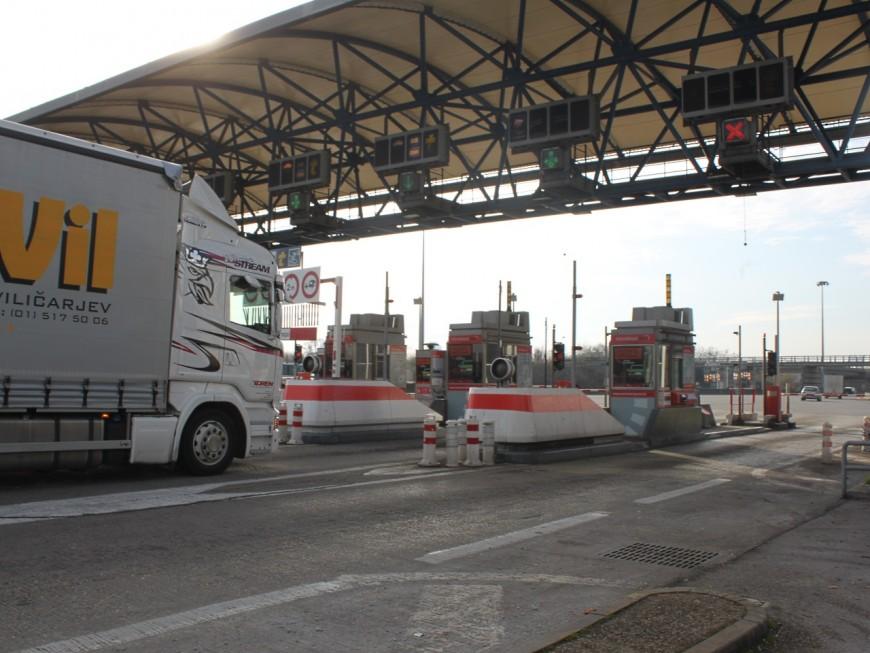 Périphérique Nord de Lyon : des fermetures prévues durant deux ans