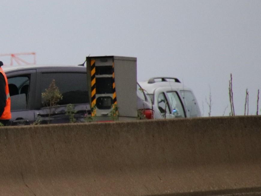 Un nouveau radar fait son apparition sur l'A6