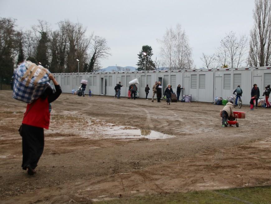 Saint-Genis-les-Ollières: le village d'insertion des Roms démantelé cet été