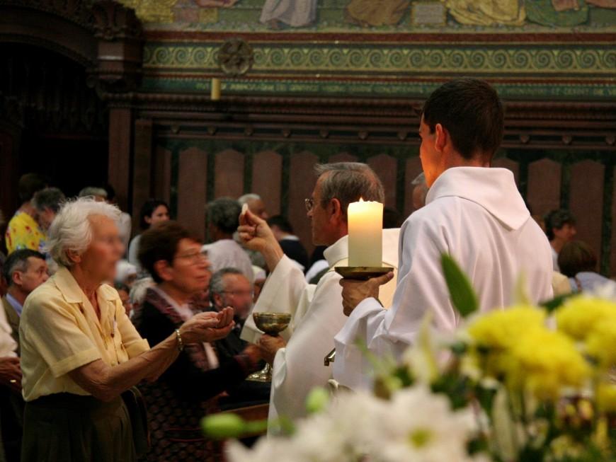 Lyon : des messes de Noël sous haute surveillance