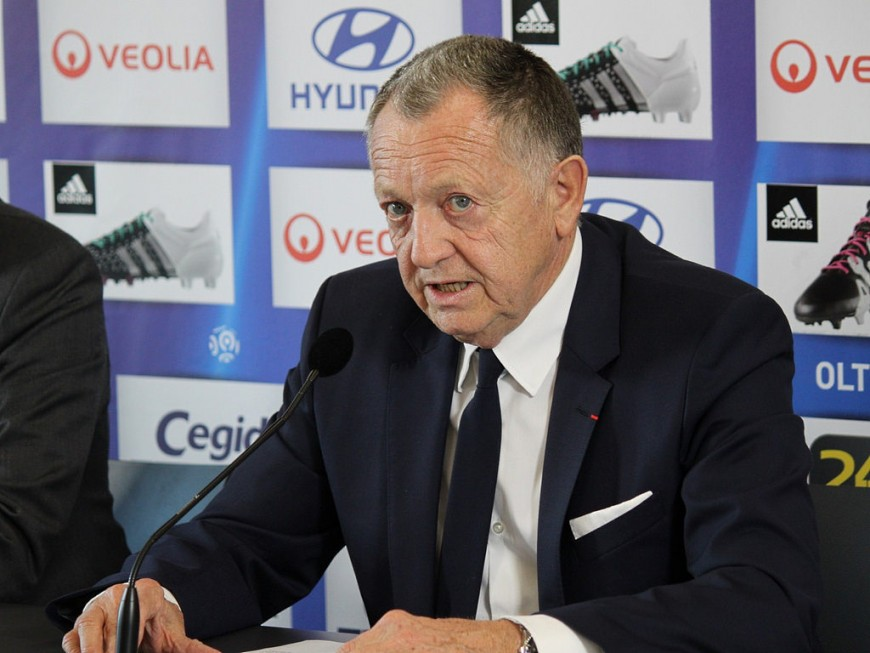 OL : Jean-Michel Aulas veut des Lyonnais à l'Euro 2016