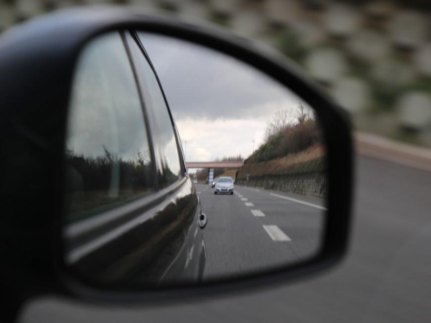 Un Lyonnais septuagénaire surpris sur l'autoroute avec sa voiture sans permis