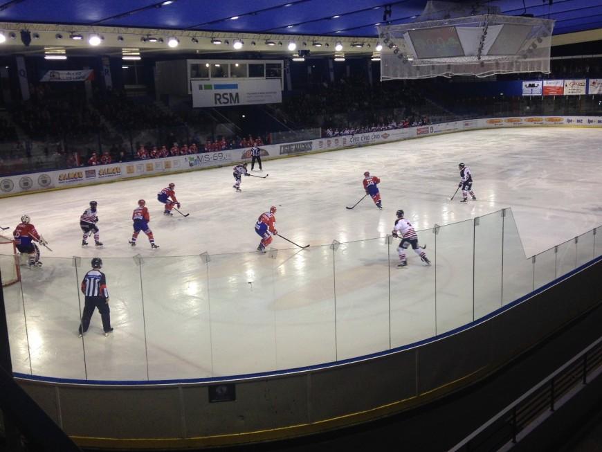 Hockey : Lyon accueillera la demi-finale de la Continental Cup