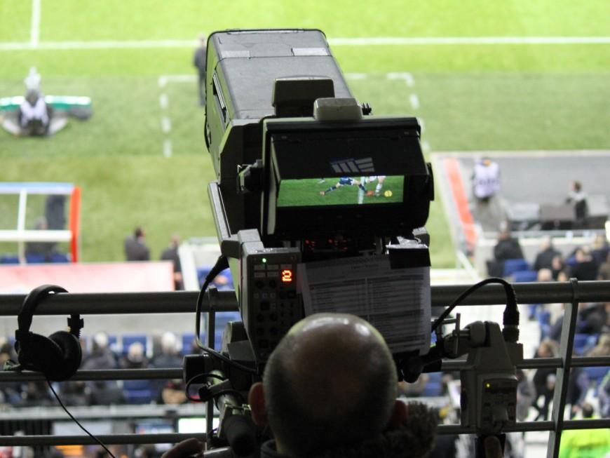 L'AS Duchère joue le podium sur Canal+ Sport