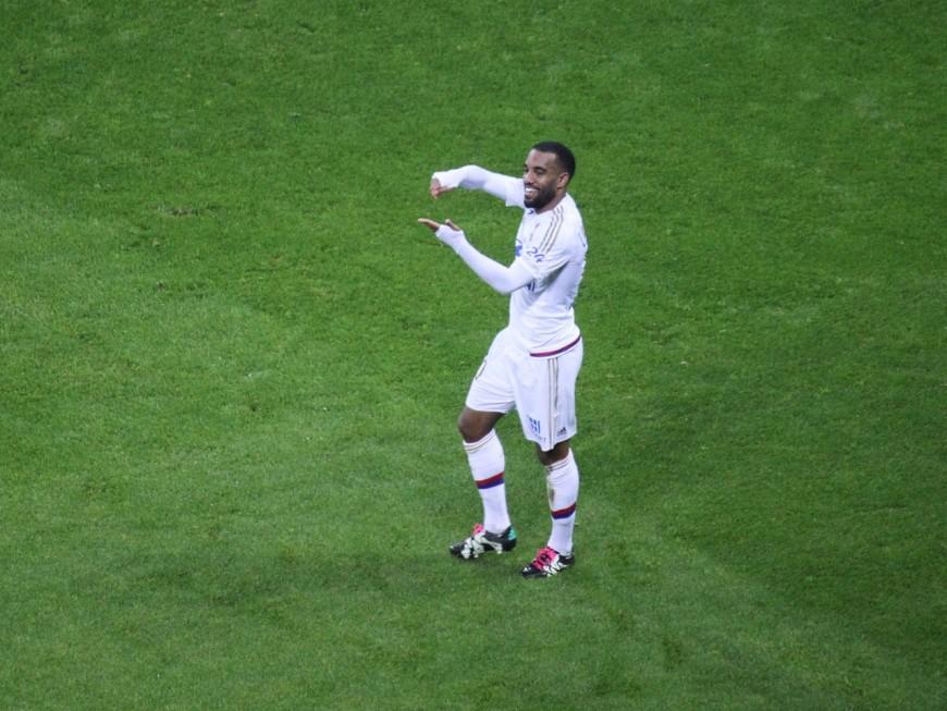 L'OL s'impose face au Sporting Lisbonne (0-1)