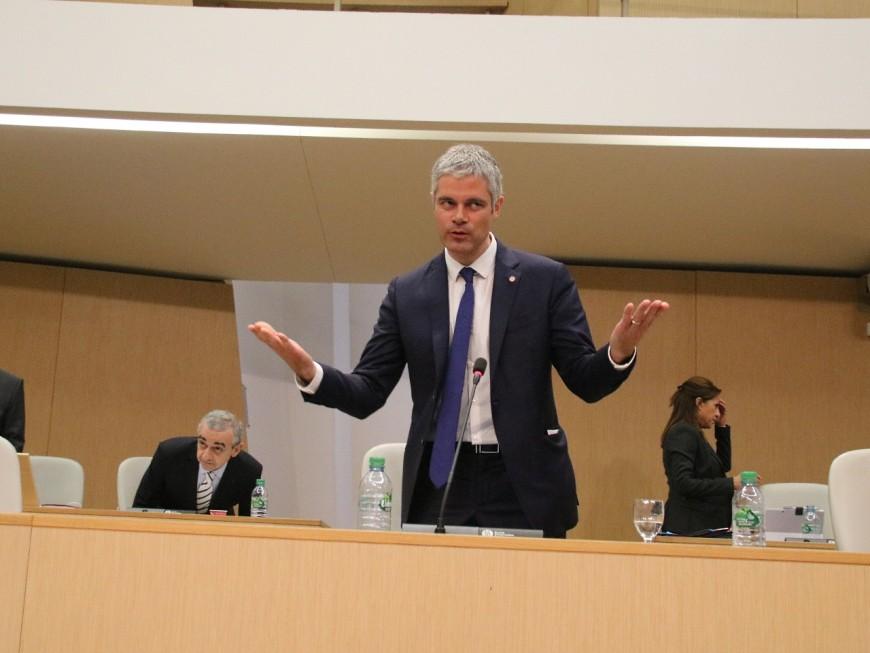Après les attentats, Laurent Wauquiez demande à Manuel Valls et Bernard Cazeneuve de démissionner
