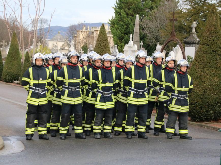 Les pompiers du Rhône participeront au défilé du 14 juillet à Paris