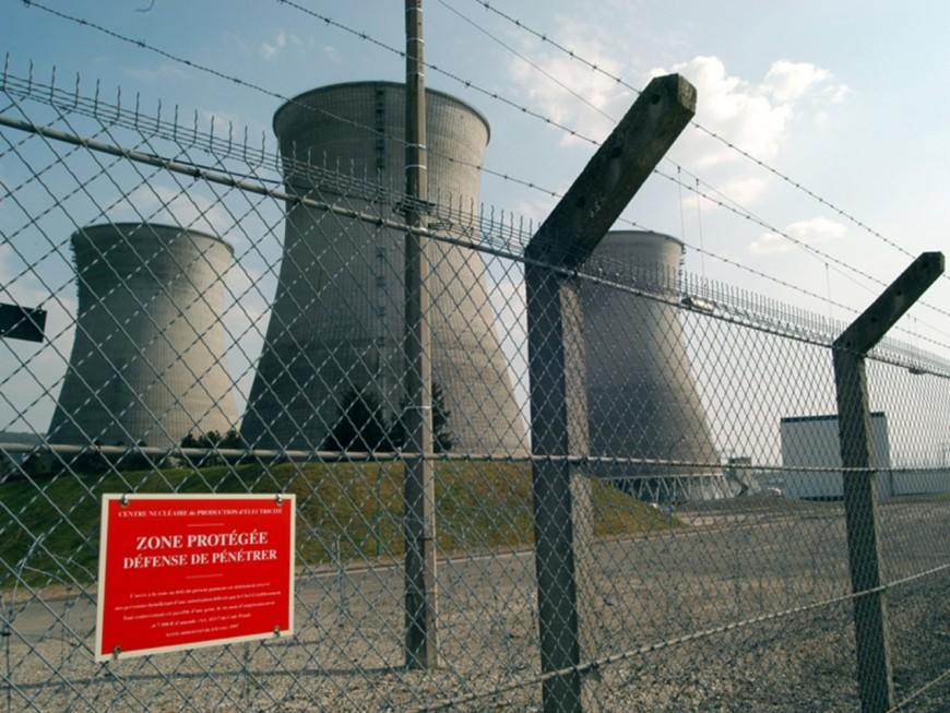 Lyon : nouvelle mobilisation contre la centrale nucléaire de Bugey