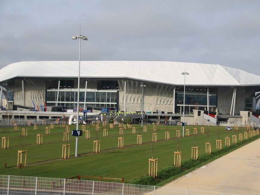 Le Parc OL élu plus beau stade de l'Euro 2016 !