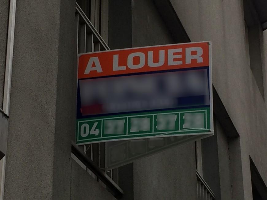 Immobilier : les loyers baissent partout, sauf à Lyon !