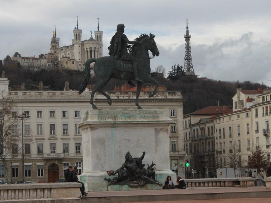 """Lyon : ils constituent une carte des monuments """"qui honorent les figures esclavagistes"""""""