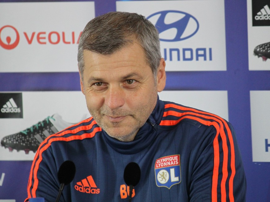 OL : BFM annonce à tort l'arrivée de Rudi Garcia à la place de Bruno Genesio